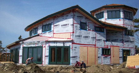 Solving construction hassles with footing forms - an award-winning ...