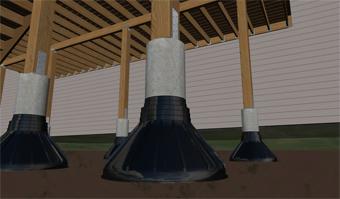 Diy Deck Building Construction Details : Home improvement links how to build an addition diy deck